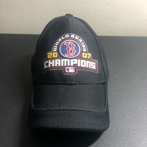 Red Sox 2007 World Series Champs New Era Hat Cap